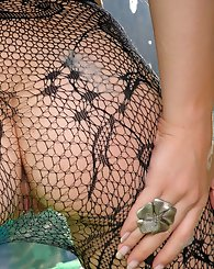 Becky,Tiny Bubbles,Becky looks better than ever her slender figure all lathered-up with sexy suds and bubbles...